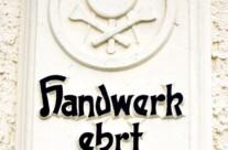 Handwerk ehrt -Steinmetz Meisterbetrieb Andreas Broszeit // Werkstatt und Ausstellung In Oranienburg
